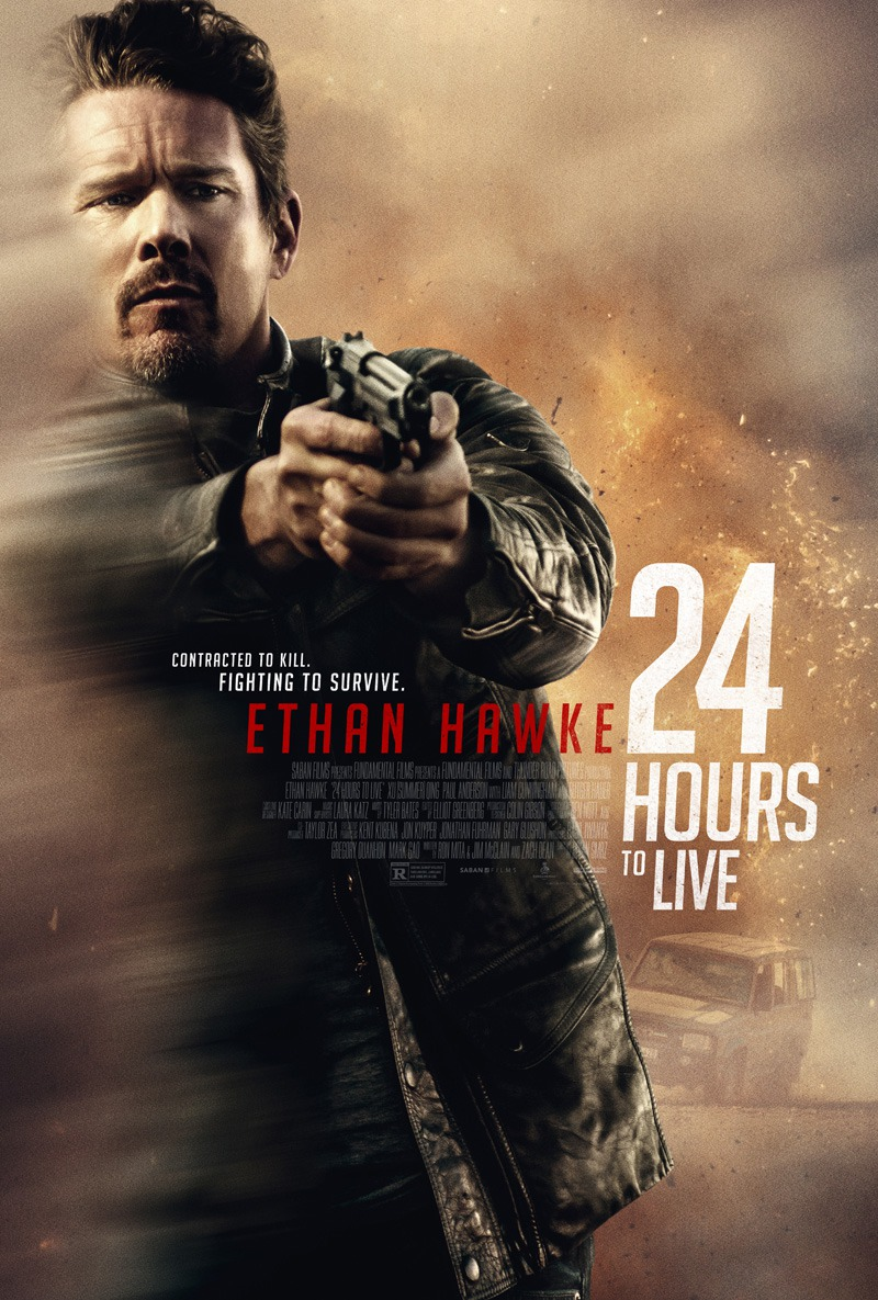 24H Limit (24 Hours To Live) FRENCH BluRay 720p 2017