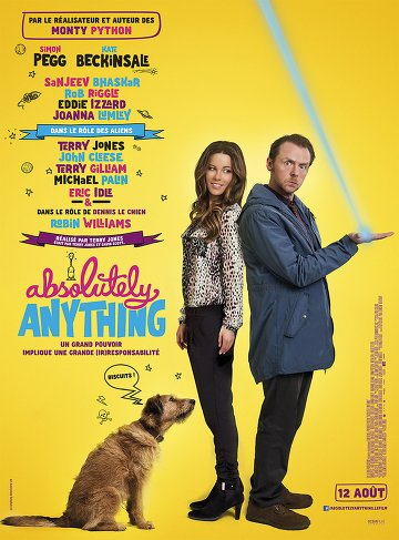 Absolutely Anything FRENCH BluRay 720p 2015