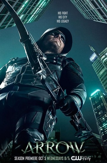 Arrow S06E07 VOSTFR BluRay 720p HDTV