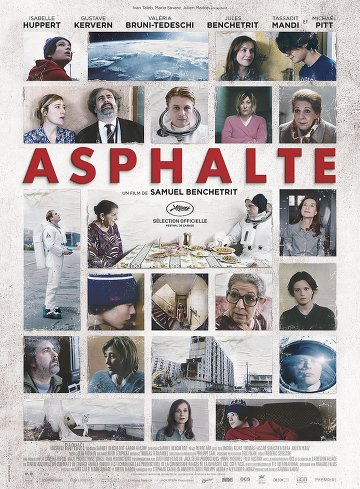 Asphalte FRENCH WEBRIP 2015