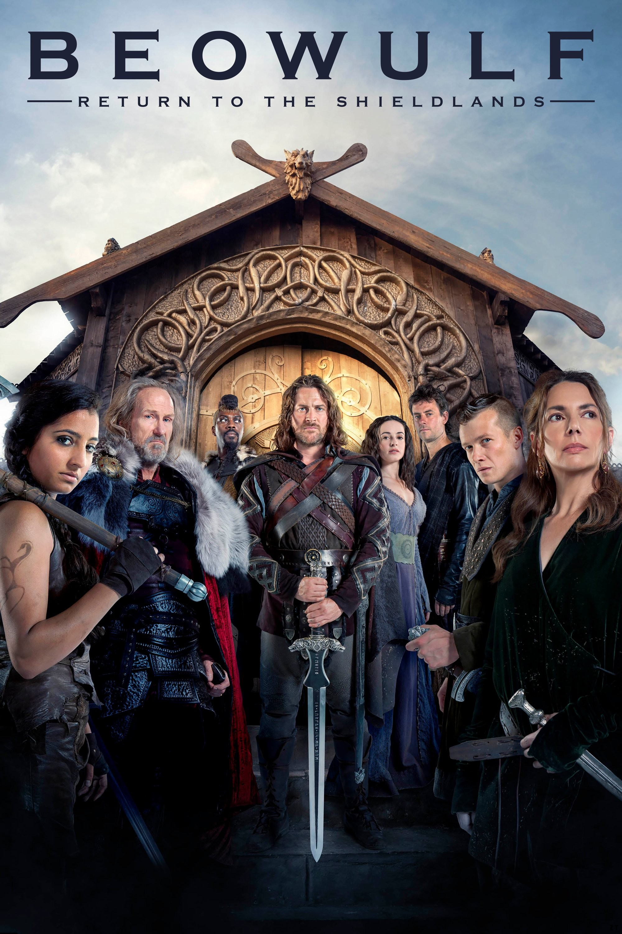 Beowulf : Return to the Shieldlands S01E01 FRENCH HDTV
