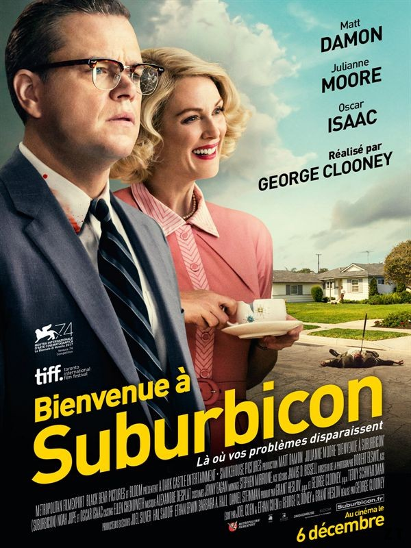 Bienvenue à Suburbicon FRENCH HDlight 1080p 2018