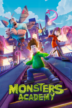 Cranston Academy: Monster Zone FRENCH BluRay 720p 2021