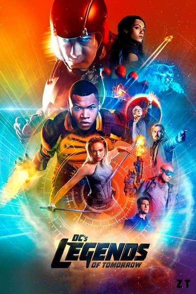 DC's Legends of Tomorrow S03E08 VOSTFR HDTV