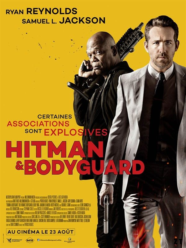 Hitman & Bodyguard FRENCH BluRay 720p 2017