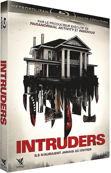 Intruders FRENCH BluRay 720p 2016