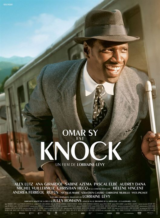 Knock FRENCH HDlight 720p 2017