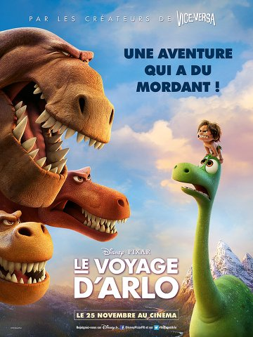 Le Voyage d'Arlo FRENCH DVDRIP x264 2015