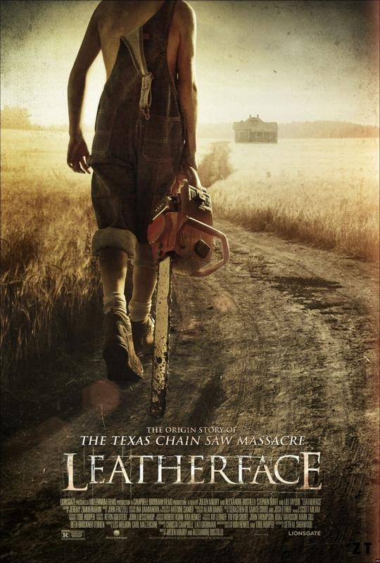 Leatherface TRUEFRENCH DVDRIP 2017