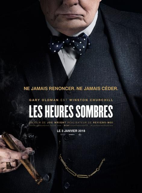 Les heures sombres TRUEFRENCH DVDRIP 2018