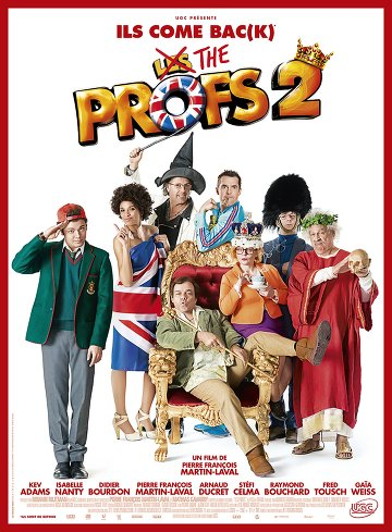 Les Profs 2 FRENCH DVDRIP x264 2015