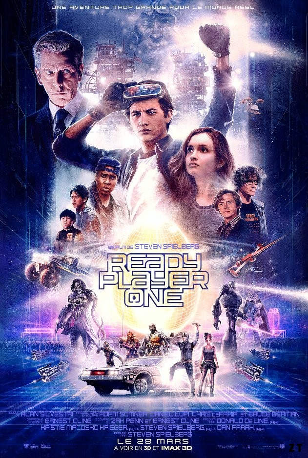 Ready Player One FRENCH WEBRIP 2018