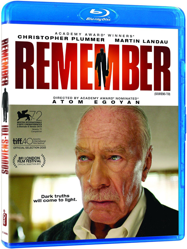 Remember FRENCH BluRay 720p 2016