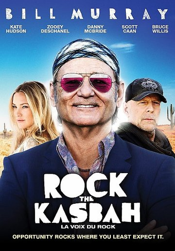Rock The Kasbah FRENCH DVDRIP x264 2016