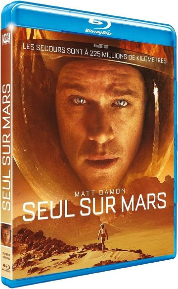 Seul sur Mars FRENCH BluRay 1080p 2015