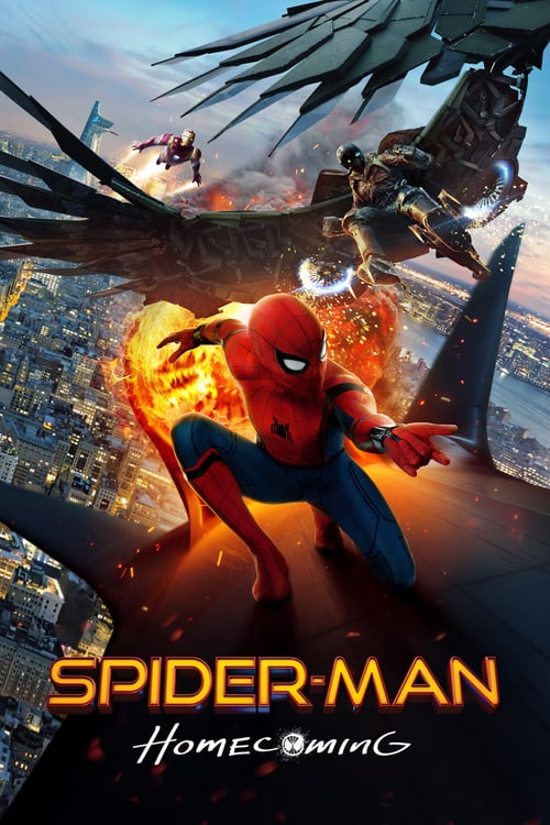 Spider-Man: Homecoming TRUEFRENCH HDlight 1080p 2017