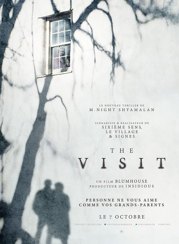 The Visit FRENCH BluRay 720p 2015