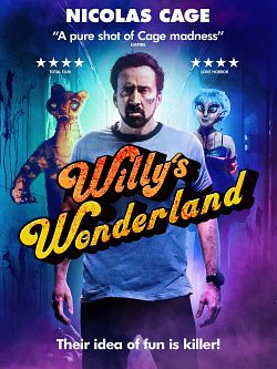 Willy's Wonderland FRENCH WEBRIP 2021