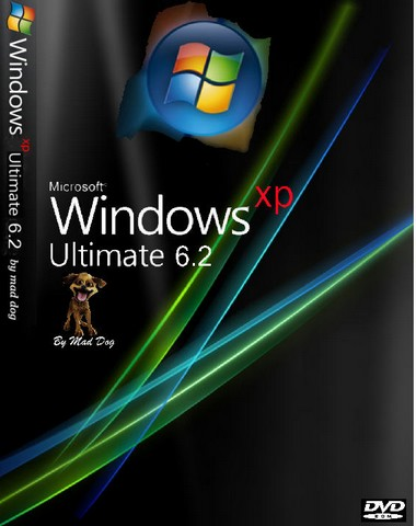 Windows XP Ultimate Edition